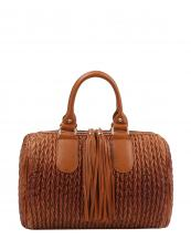 JY0123(BR)-wholesale-handbag-alligator-ostrich-tassel-fringe-embossed-chevron-animal-vegan-leather-solid-color(0).jpg