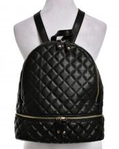 JY0135(BK)-S27-wholesale-backpack-quilted-diamond-pattern-solid-color-plain-vegan-leather-zipper-fashion-leathertte(0).jpg