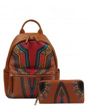 JY0238W(BR)-(SET-2PCS)-wholesale-backpack-wallet-2pc-set-dashiki-ethnic-pattern-tribal-vegan-pocket-southwestern-multicolor(0).jpg