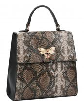 JY0276(BR)-wholesale-handbag-snake-bee-charm-animal-pattern-vegan-leatherette-flap-faux-pearl-rhinestone(0).jpg