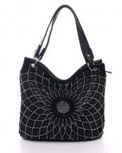 K8187(BK)-wholesale-rhinestones-cut-out-leatherette-handbag-flower-suede-(0).jpg