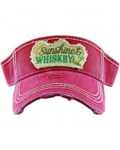 KBR145(HPK)-W03-wholesale-sunshine-whiskey-vintage-visor-embroidered-cotton-one-tone(0).jpg