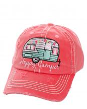 KBV1034(COR)-W96-wholesale-baseball-cap-happy-camper-camp-trailer-rv-vintage-torn-stitched-size-adjustable-cotton(0).jpg