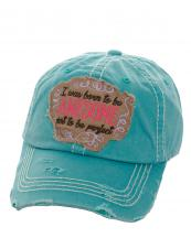 KBV1090(TQ)-wholesale-baseball-cap-vintage-awesome-torn-stitch-velcro-embroidered-born-perfect-cotton-adjustable(0).jpg