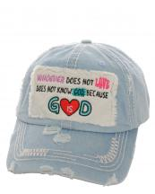 KBV1092(LDM)-wholesale-baseball-cap-john-4:8-bible-verse-love-god-heart-embroidered-vintage-torn-cotton-velcro(0).jpg