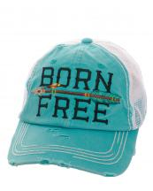 KBV1096(TQ)-wholesale-baseball-cap-mesh-born-free-vintage-torn-embroidery-washed-trucker-velcro-cotton-polyester(0).jpg