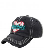 KBV1107(BK)-wholesale-cap-baseball-heart-shape-ball-embroidered-vintage-torn-stitch-cotton-hook-loop-closure(0).jpg