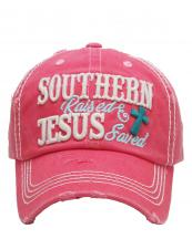 KBV1120(HPK)-wholesale-cap-southern-born-vintage-torn-stitch-baseball-cotton-embroidered-jesus-cross-saved-raised(0).jpg