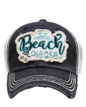 KBV1129(BK)-wholesale-cap-beach-please-starfish-palm-tree-mesh-vintage-torn-baseball-cotton-embroidered-trucker(0).jpg
