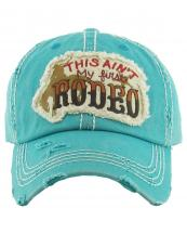 KBV1145(TQ)-wholesale-cap-washed-baseball-rodeo-horse-star-bronc-ride-cowboy-embroidery-vintage-torn-cotton(0).jpg