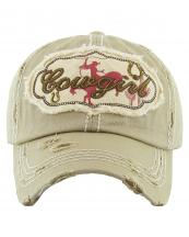 KBV1146(KHA)-wholesale-cap-baseball-cowgirl-horse-ride-horseshoe-cactus-lasso-embroidered-vintage-torn-cotton(0).jpg