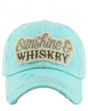 KBV1150(DBL)-wholeale-cap-sunshine-whiskey-embroidered-baseball-vintage-torn-stitch-cotton-letter(0).jpg