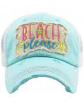 KBV1204(DBL)-wholesale-cap-beach-please-gold-metallic-starfish-conch-scallop-trucker-vintage-embroidered-cotton(0).jpg