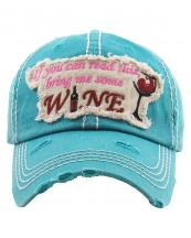 KBV1230(TQ)-wholesale-cap-wine-bottle-glass-embroidered-multicolor-letters-vintage-tone-stitches-baseball-cotton(0).jpg