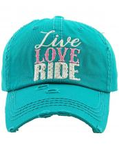 KBV1262(TQ)-wholesale-baseball-cap-bad-hair-day-embroidered-vintage-torn-stitch-cotton-velcro-size-adjustable(0).jpg