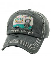 KBV1276(BK)-wholesale-cap-happy-camper-camp-trailer-heart-floral-banner-embroidered-baseball-vintage-torn-cotton(0).jpg
