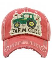 KBV1280(HPK)-wholesale-cap-farm-girl-tractor-fork-heart-multicolor-embroidery-baseball-vintage-torn-stitch-cotton(0).jpg