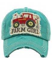 KBV1280(TQ)-wholesale-cap-farm-girl-tractor-fork-heart-multicolor-embroidery-baseball-vintage-torn-stitch-cotton(0).jpg