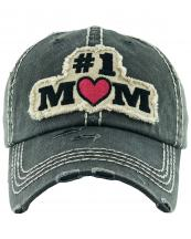 KBV1306(BK)-wholesale-one-mom-vintage-baseball-cap-one-mom-embroidered-cotton(0).jpg