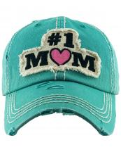 KBV1306(TQ)-wholesale-one-mom-vintage-baseball-cap-one-mom-embroidered-cotton(0).jpg