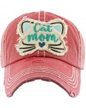 KBV1316(HPK)-wholesale-baseball-cap-i-love-ride-embroidered-vintage-torn-stitch-cotton-velcro-size-adjustable(0).jpg