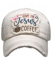 KBV1357(STN)-wholesale-baseball-cap-give-me-jesus-coffee-embroidered-vintage-torn-stitch-cotton-velcro-adjustable(0).jpg