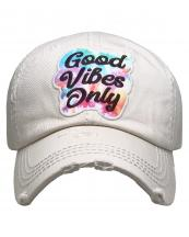 KBV1364(STN)-wholesale-baseball-cap-good-vibes-only-vintage-embroidered-vintage-cotton-velcro-adjustable(0).jpg