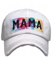 KBV1375(WH)-wholesale-baseball-cap-mama-tie-dye-embroidered-vintage-cotton-velcro-adjustable(0).jpg