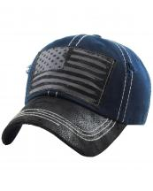 KBVT1042(NV)-W97-wholesale-baseball-cap-american-flag-usa-stars-striped-leatherette-vintage-torn-stitched-cotton-hat-(0).jpg