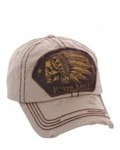 KBVT1058(KHA)-wholesale-baseball-cap-brave-soul-skull-indian-feather-headdress-printed-vintage-torn-stitch-cotton(0).jpg