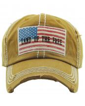 KBVT226(TM)-wholesale-cap-baseball-flag-land-of-the-free-embroidered-leatherette-brim(0).jpg