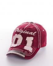 KBVT554(RD)-wholesale-baseball-cap-vintage-stitched-original-01-tore-denim-faux-leather-embroidered-(0).jpg