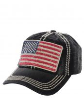 KBVT568(BK)-wholesale-baseball-cap-american-flag-vintage-stitched-cotton-embroidery-stars-striped-us-torn-denim-(0).jpg