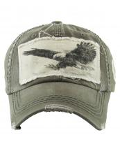 KBVT573(OV)-W94-wholesale-cap-american-bald-eagle-01-embroidered-vintage-torn-stitch-cotton-animal-wings-spread(0).jpg