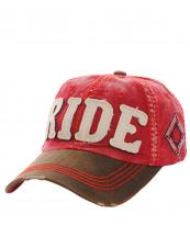 KBVT580(RD)-wholesale-baseball-cap-ride-vintage-torn-stitch-leatherette-american-motor-club-usa-stars-cotton-(0).jpg