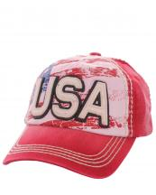 KBVT583(RD)-wholesale-baseball-cap-USA-vintage-american-flag-us-star-striped--stitched-two-tone-cotton-(0).jpg