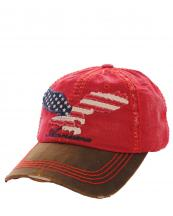 KBVT608(RD)-wholesale-baseball-cap-american-eagle-flag-americana-us-stars-striped-leatherette-vintage-torn-(0).jpg