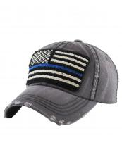 KBVT690(DGY)-wholesale-cap-american-flag-tactical-operator-usa-stars-stripes-torn-denim-vintage-stitch-cotton(0).jpg