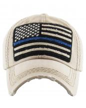 KBVT690(KHA)-W12-wholesale-cap-american-flag-tactical-operator-usa-stars-stripes-torn-denim-vintage-stitch-cotton(0).jpg