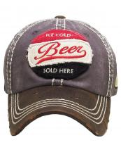 KBVT710(DGY)-W99-wholesale-cap-baseball-beer-ice-cold-sold-here-embroidered-leatherette-brim-vintage-torn-glass-fill(0).jpg