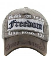 KBVT730(OV)-wholesale-cap-baseball-freedom-break-rule-live-life-lurex-metallic-embroidered-leatherette-brim(0).jpg