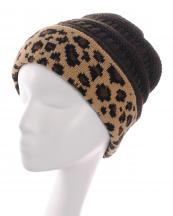 KBW7022(BR)-wholesale-beanie-leopard-pattern-knitted-solid-color-stretch-one-size-acrylic-animal-woven-fold-up(0).jpg