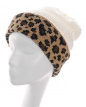 KBW7022(WT)-wholesale-beanie-leopard-pattern-knitted-solid-color-stretch-one-size-acrylic-animal-woven-fold-up(0).jpg