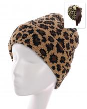 KBW7023H(ALLOVER)-wholesale-beanie-leopard-ponytail-animal-pattern-knitted-fold-up-stretch-one-size-acrylic-messy-bun-(0).jpg