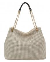 L0043(BG)-wholesale-handbag-leatherette-tassel-punched-dots-solid-color-gold-tone-chain-adjustable-handle(0).jpg