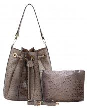 L0131(ST)-wholesale-handbag-pouch-bag-set-2pcs-alligator-ostrich-pattern-leatherette-animal-vegan-leather-hobo(0).jpg