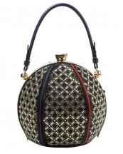 L0177(BK)-wholesale-handbag-rhinestone-stud-sphere-round-ball-shape-diamond-pattern-gold-frame-vegan-shiny(0).jpg
