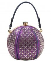 L0177(PP)-wholesale-handbag-rhinestone-stud-sphere-round-ball-shape-diamond-pattern-gold-frame-vegan-shiny(0).jpg