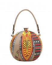 L0181(TP)-wholesale-handbag-dashiki-ethnic-pattern-sphere-round-ball-shaped-multicolor-rhinestone-gold-frame(0).jpg