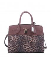 LE1099(BR)-wholesale-handbag-wallet-set-2pcs-leopard-padlock-gold-metal-compartment-bottom-leatherette-wristlet(0).jpg